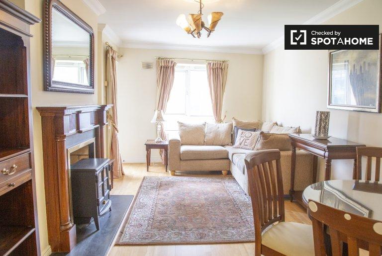 Excellent 2-bedroom flat to rent in Ballsbridge, Dublin