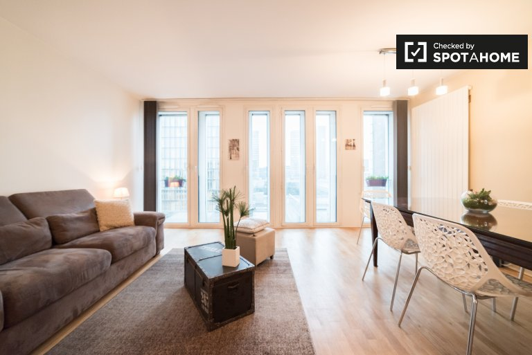 Studio apartment for rent in the 13th arrondissement, Paris