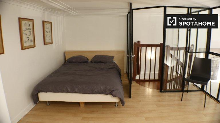 Appartement 1 chambre à louer à Paris 3
