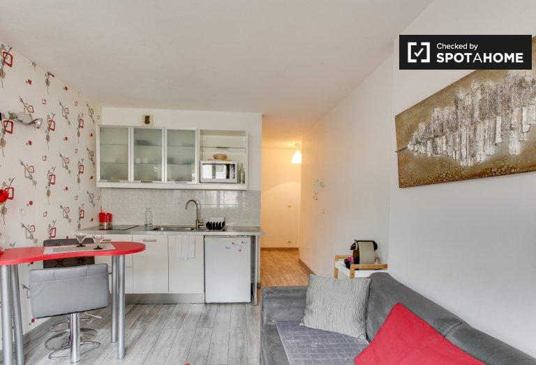 Elegant 1-bedroom apartment for rent in Montchat and La Villette