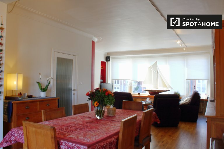 Lovely 4-bedroom house for rent in Jette, Brussels