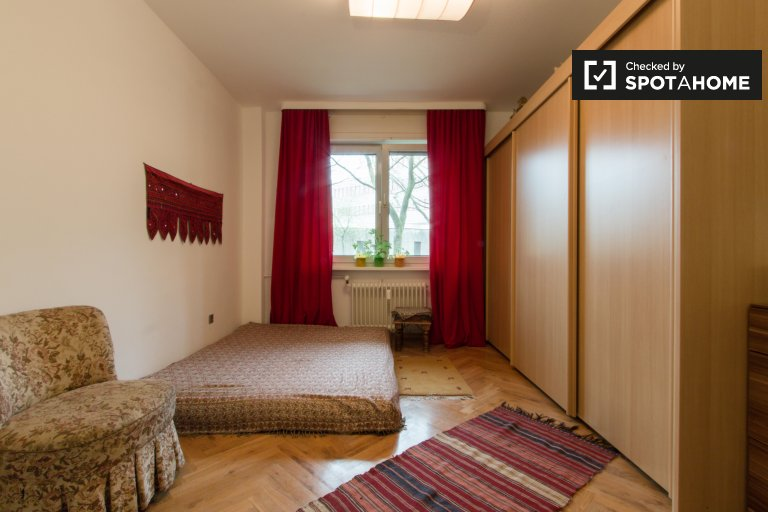 Spacious room for rent in Schöneberg, Berlin