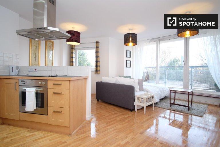 Cool appartement d'une chambre à louer à Hackney, Londres