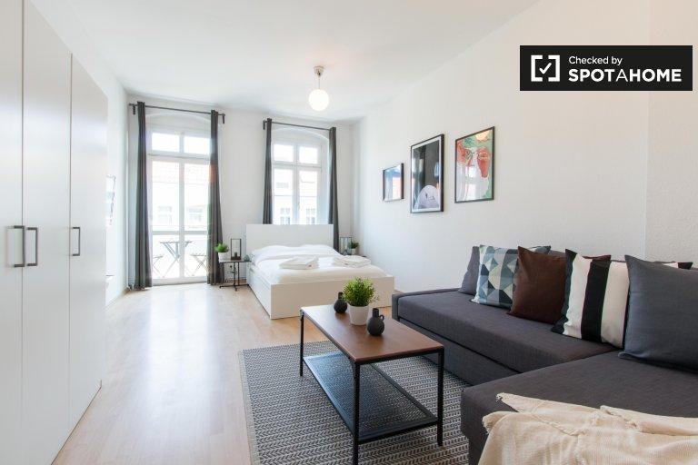 Apartament z 2 sypialniami do wynajęcia w Tiergarten w Berlinie
