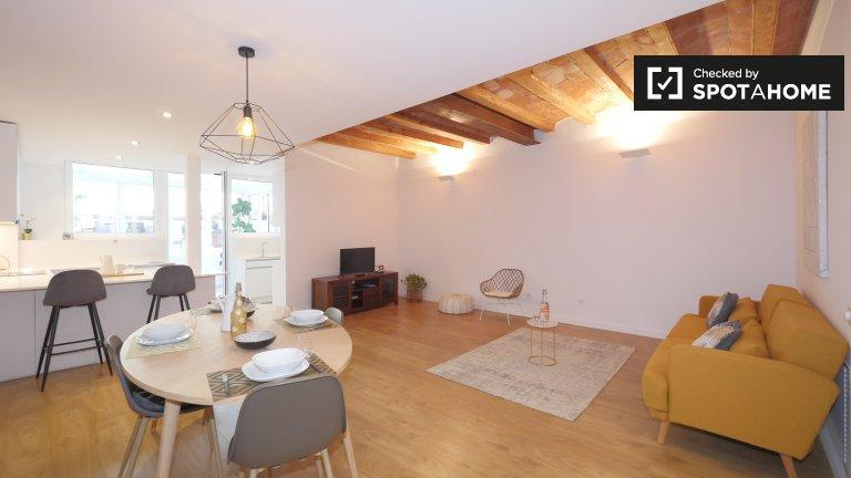 3-bedroom apartment for rent in L'Esquerra de l'Eixample