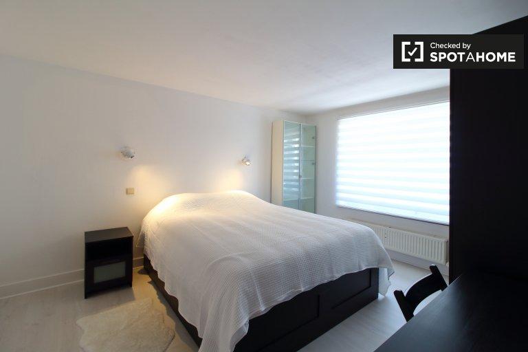Ruhige 2-Zimmer-Wohnung zur Miete im Stadtzentrum von Brüssel
