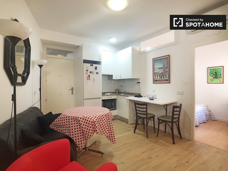 2-bedroom apartment for rent in Argüelles, Madrid