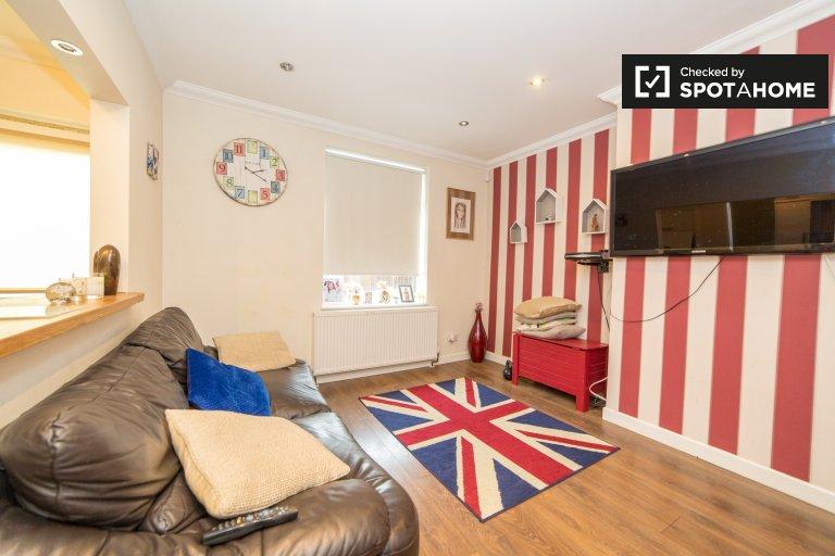 Pokoje do wynajęcia w 3-pokojowym domu w Lewisham w Londynie