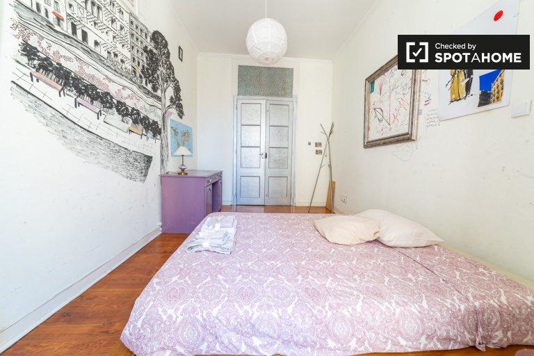 Kiralyk oda, 3 yatak odalı daire, Alfama, Lizbon