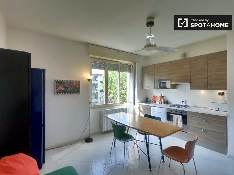 3-bedroom apartment for share in Villapizzone, Milan