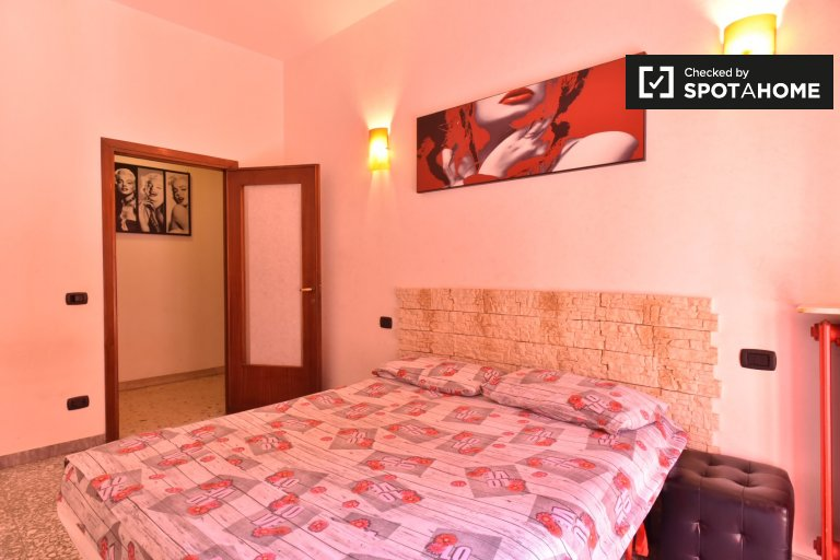 2-bedroom apartment for rent in Ostiense, Rome