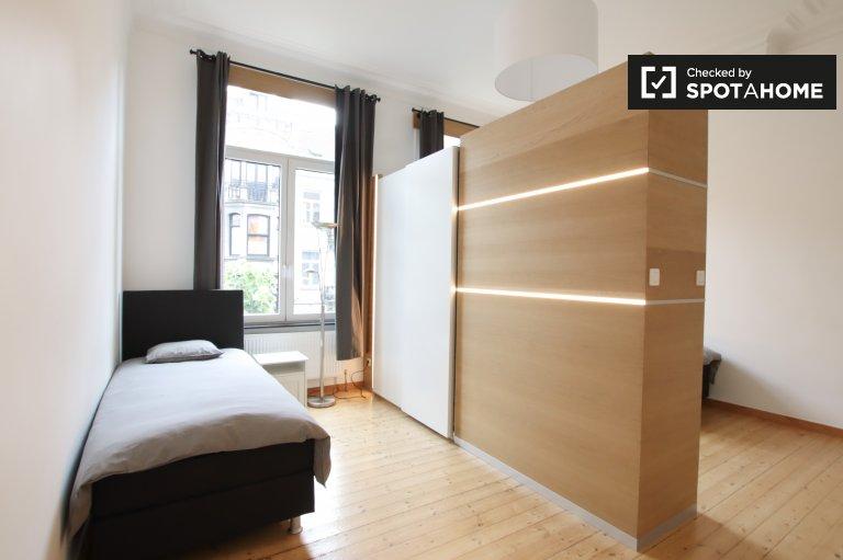 1-pokojowe mieszkanie w Saint Gilles, Bruksela