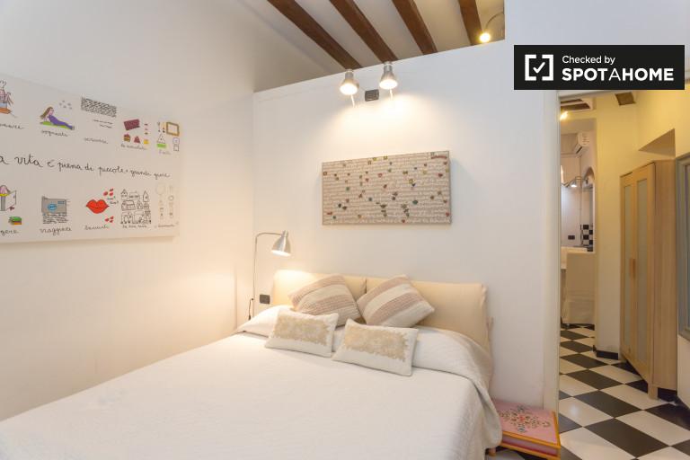 Apartamento de un dormitorio en alquiler en el centro de Brera, Milán