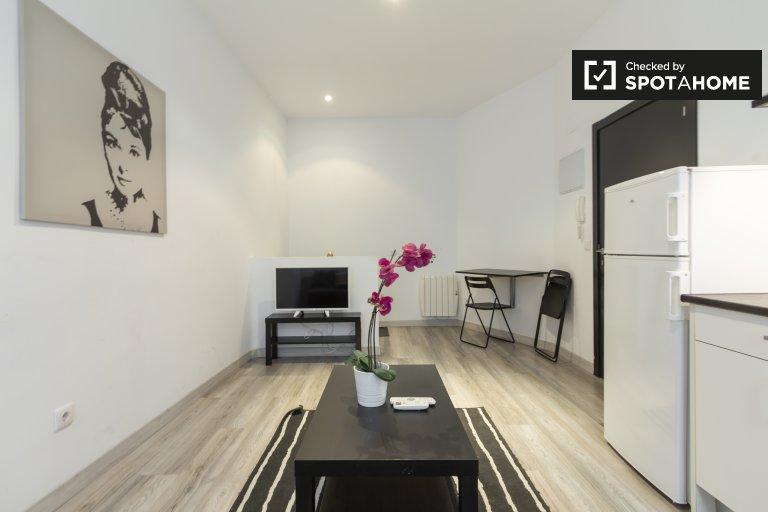 1-bedroom duplex apartment for rent in Centro, Madrid