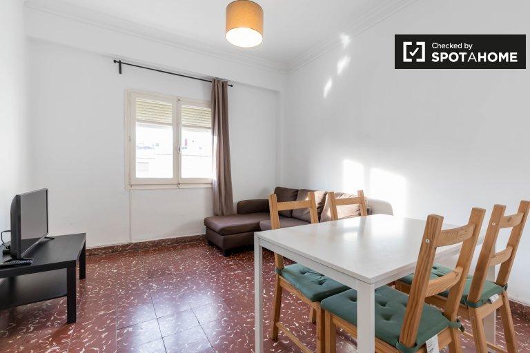 L'Olivereta, Valensiya kiralık 3 + 1 daire