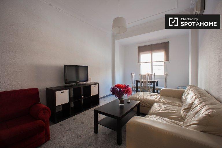 L'Olivereta, Valencia'da kiralık 3 odalı güzel daire