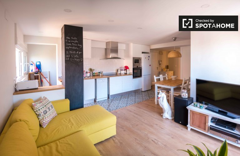 2-bedroom apartment for rent in Campanar, Valencia