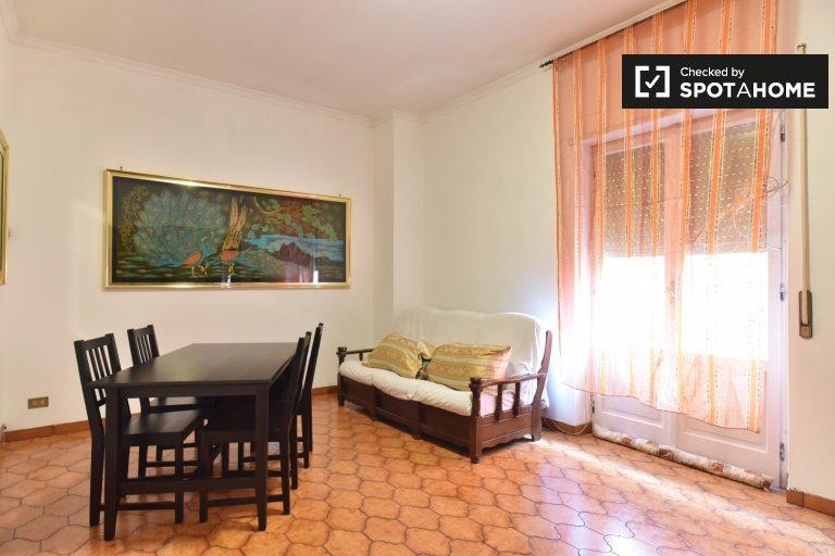 Apartamento de um quarto brilhante para alugar, Boccea, Roma