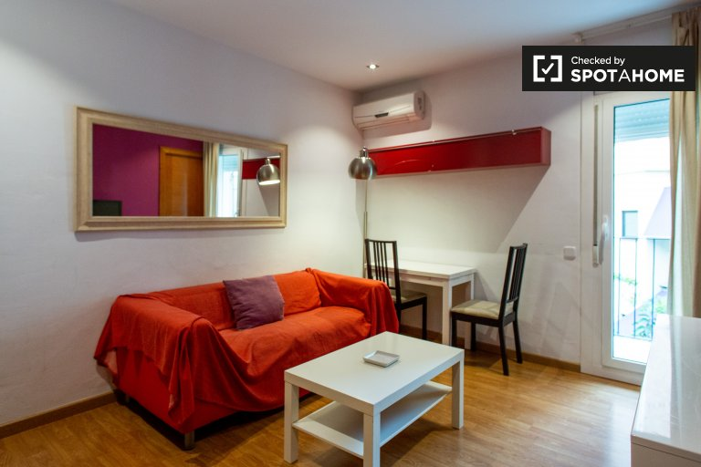 1-bedroom apartment for rent in Sagrada Familia, Barcelona