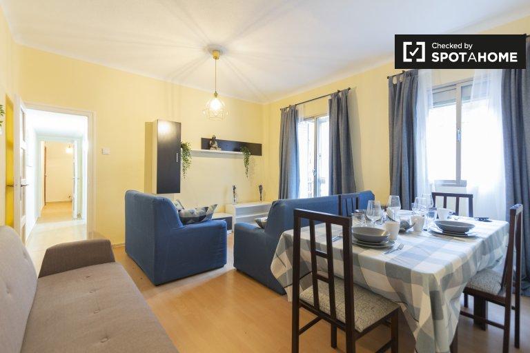 Appartement 1 chambre classique à louer à Retiro, Madrid