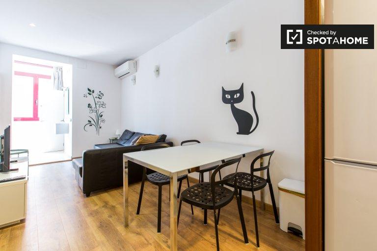 4-pokojowe mieszkanie do wynajęcia w Poblenou, Barcelona