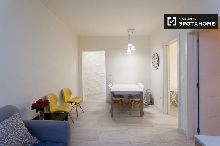 Imaculado apartamento de 4 quartos para alugar em San Martí