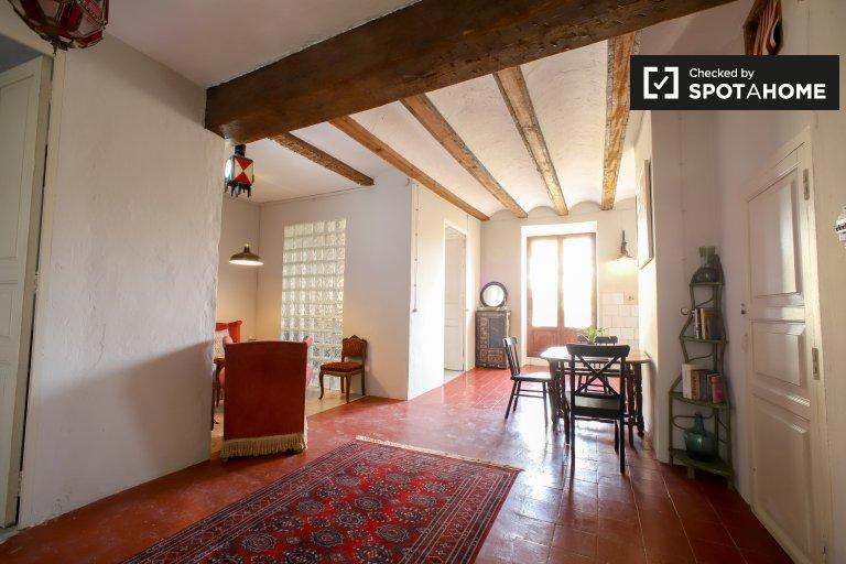 Ciutat Vella, Valencia kiralık 2 odalı daire