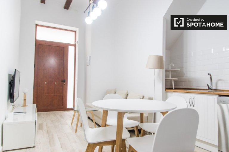 Studio apartment for rent in Poblats Marítims, Valencia