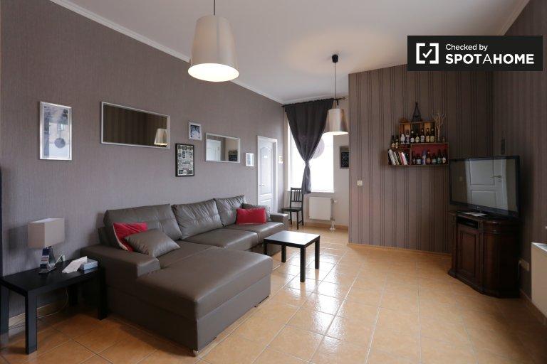Studio apartment for rent in Ganshoren, Brussels