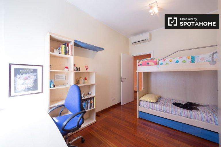 Bedroom 1 - bunk beds