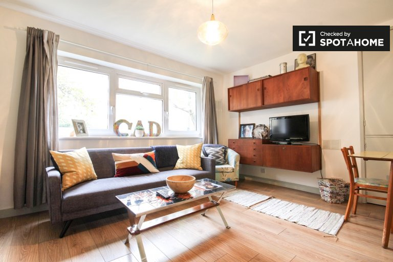 Modern 1-bedroom flat to rent in Southwark, zone 2