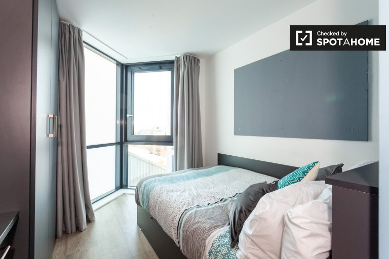 Bright room for rent in residence hall in Drumcondra, Dublin