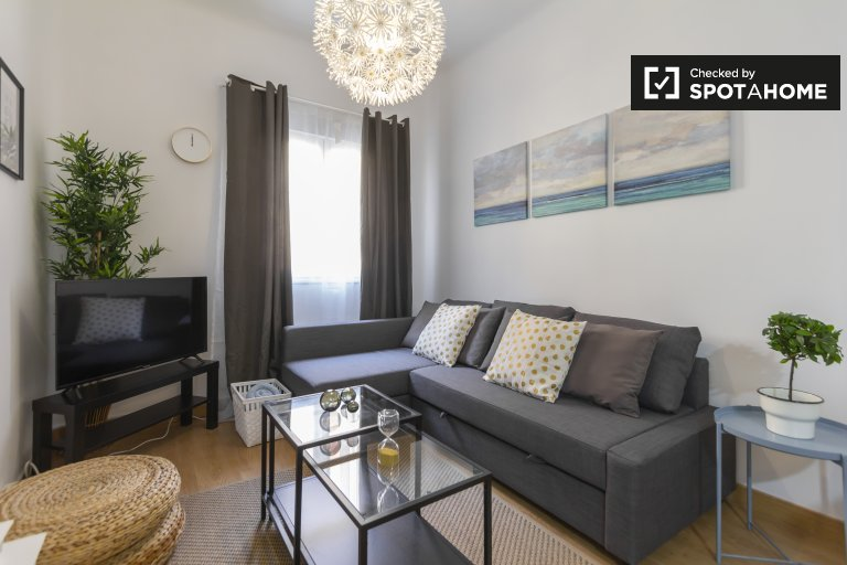 3-bedroom apartment for rent in Carabanchel, Madrid