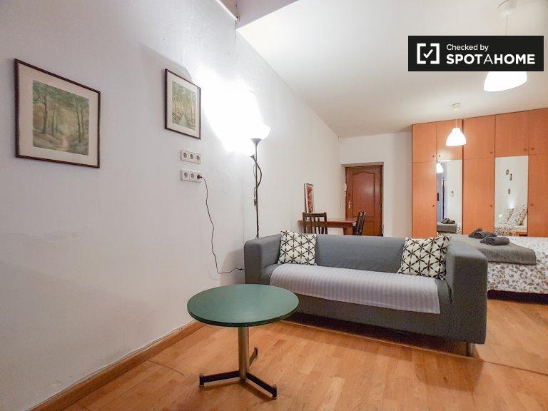 Studio in affitto a El Raval, Barcellona