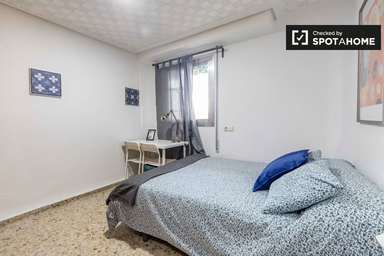 Bonita habitación en alquiler en Patraix, Valencia