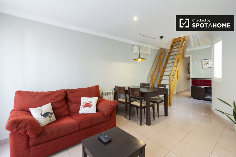 2-bedroom apartment for rent in Madrid Centro