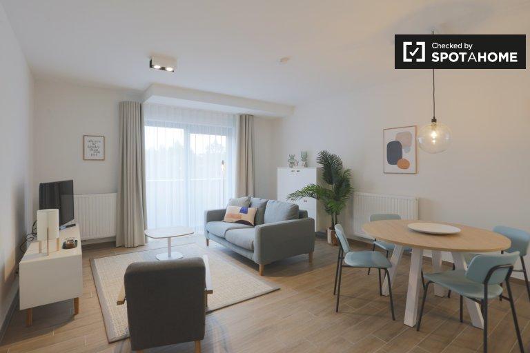Mieszkanie z 1 sypialnią do wynajęcia w Zaventem
