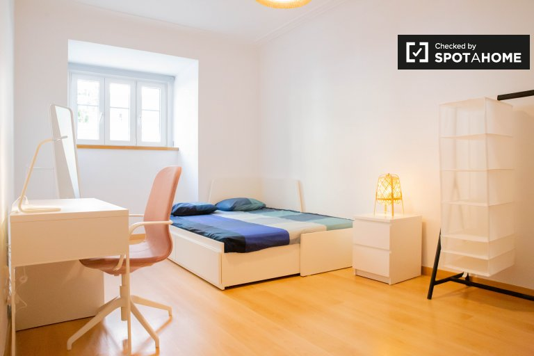 Room for rent in Azul, Lisbon