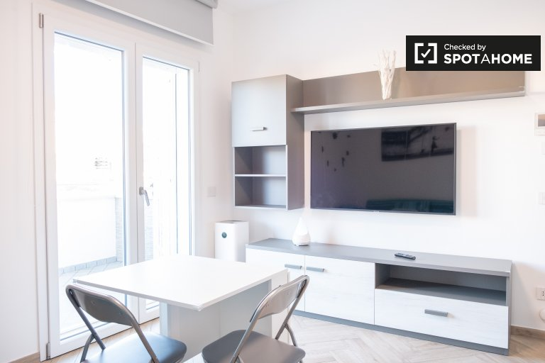 Comfortable1-bedroom apartment for rent in Isola Sacra, Rome
