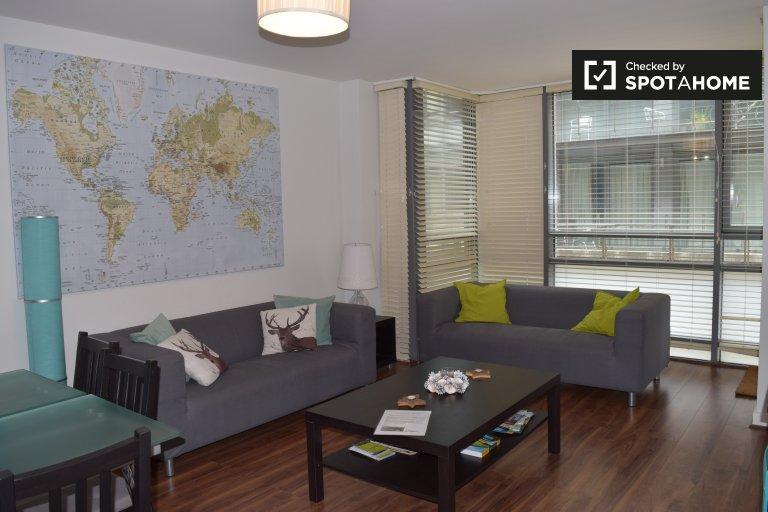 Apartamento de 2 quartos para alugar em Smithfield, Dublin