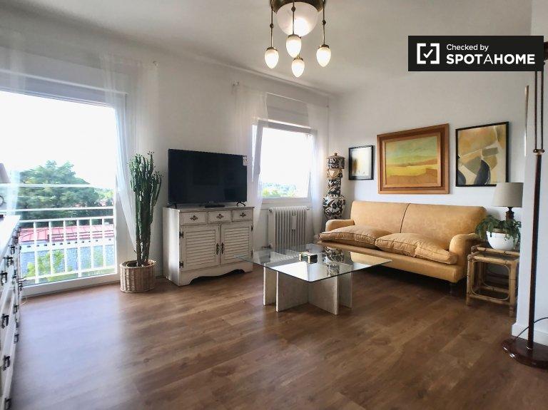 Appartement de 4 chambres à louer à Casa de Campo, Madrid