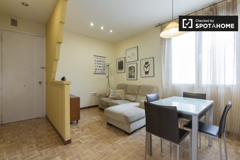 2-bedroom apartment for rent in Moncloa, Madrid