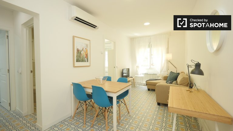 Apartamento de 2 dormitorios en alquiler en La Barceloneta, Barcelona
