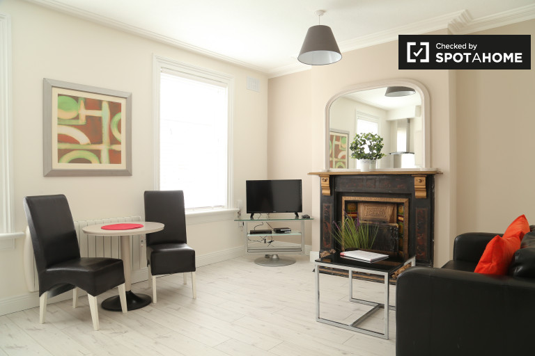 New 1-bedroom apartment for rent in Stoneybatter, Dublin
