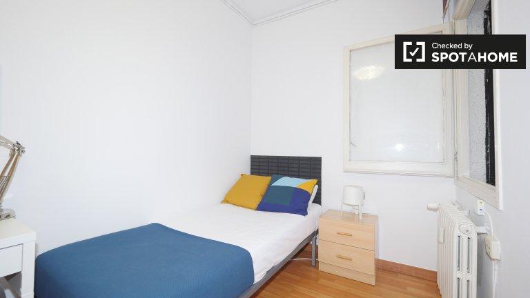 Zimmer zur Miete in 5-Zimmer-Wohnung in Eixample Dreta