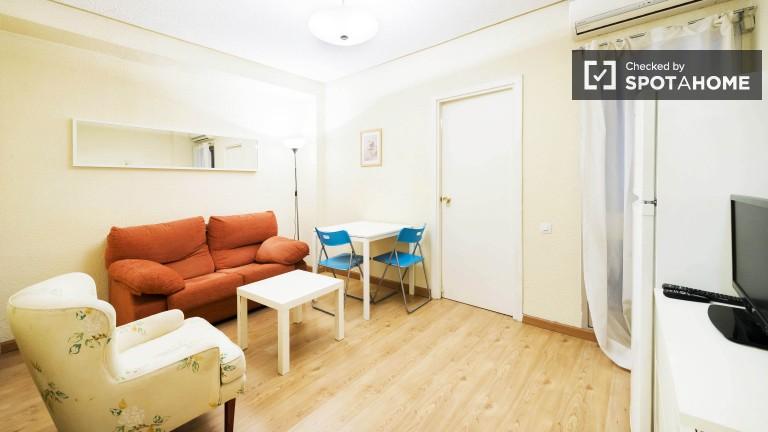 1-appartamento in affitto nel quartiere Salamanca di Madrid