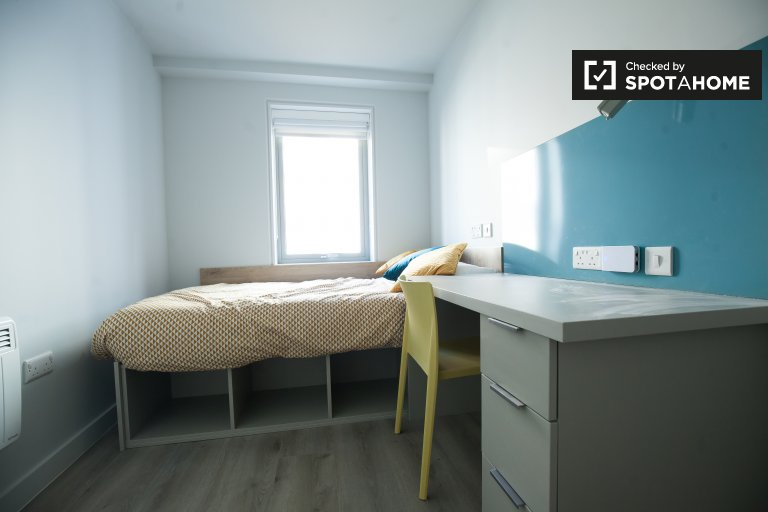 Room for rent in 5-bedroom apartment in Old City, Dublin