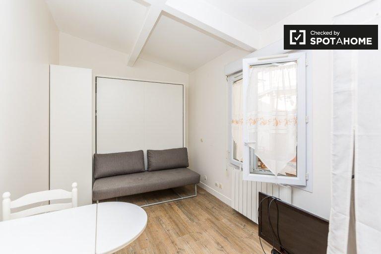 Ótimo apartamento de estúdio para alugar em Sèvres, Paris