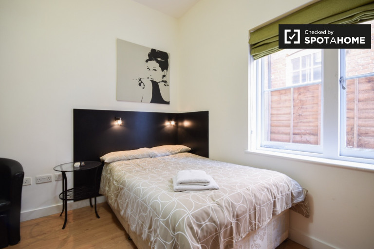 Studio apartment to rent in Finchley, London