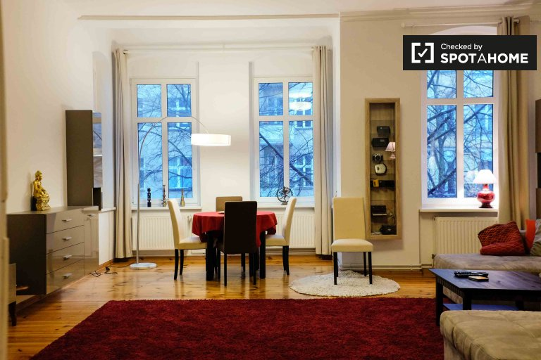 2-bedroom apartment for rent in Prenzlauer Berg, Berlin